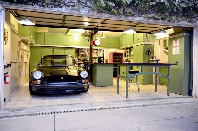 Carros Antigos | Blog - Artigo piso garagem - parte 1