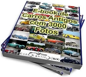 Compre o E-book de Carros Antigos com 3 Mil Fotos