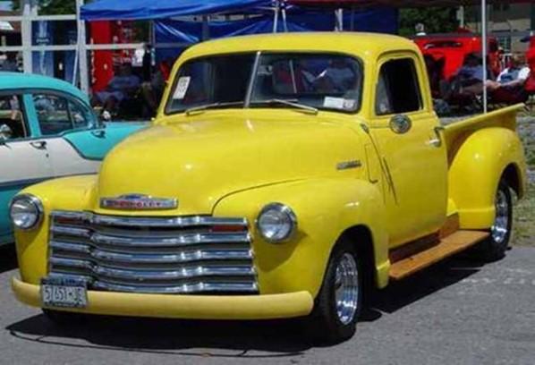 Conhecido Chevrolet - Carros Antigos | Blog IM55