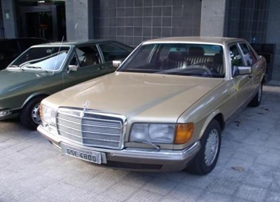 Mercedes benz carros antigos blog for Mercedes benz modelos